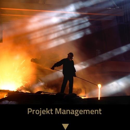 Projekt Management | Consulting für Gießereien